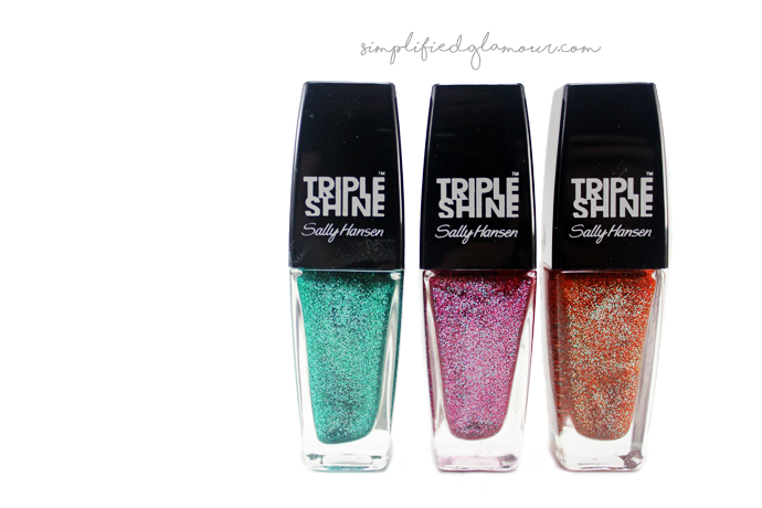 Sally Hansen Triple Shine Nail Polish